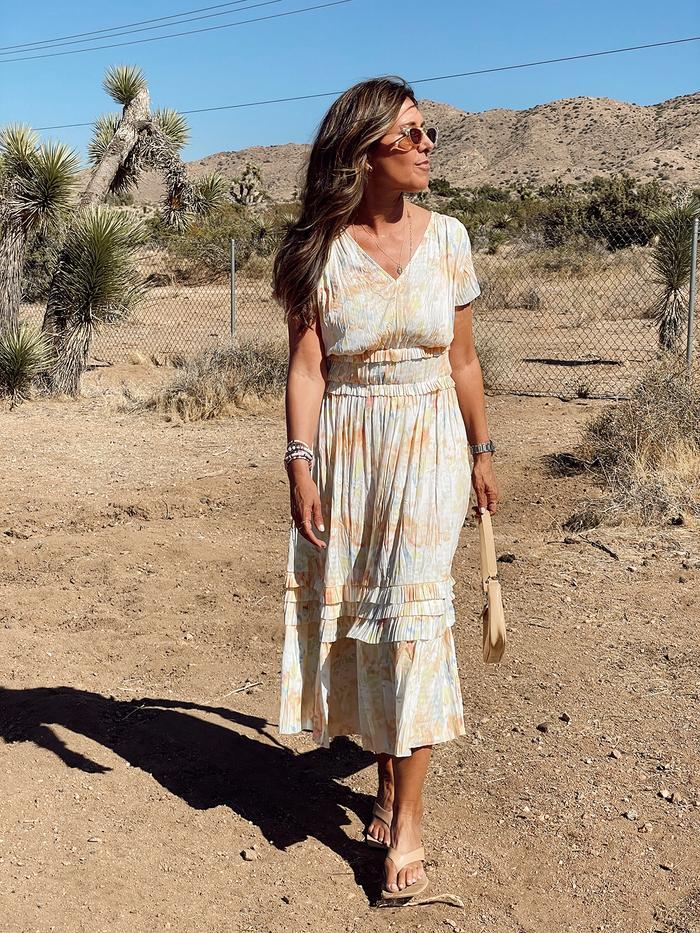 The best midi dresses for women