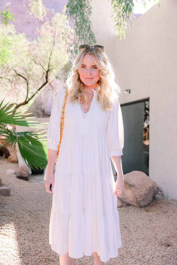 The best white dress for women