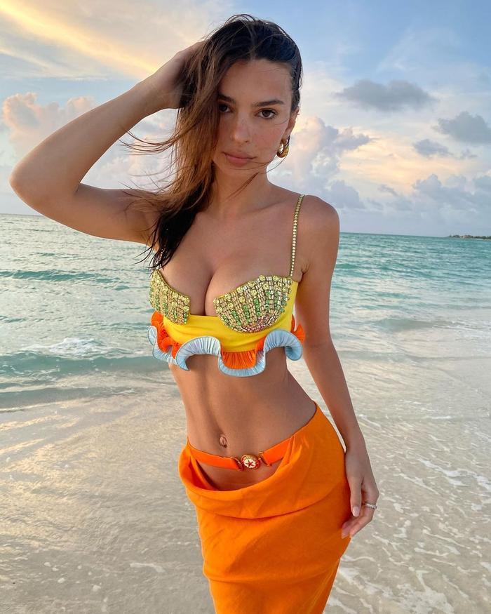 Mermaid bikini