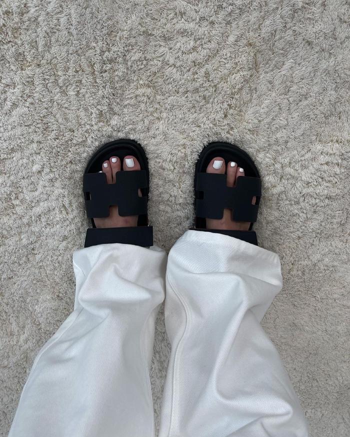 best designer fashion items 2021: Hermes sandals