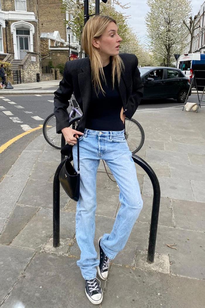 Best low slung jeans