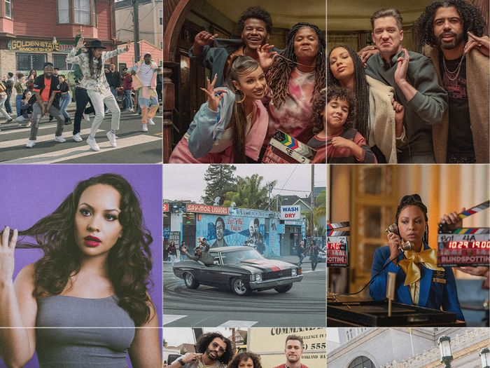 Hamilton actress, Jasmine Cephas Jones talks about her new Starz television show, Blindspotting