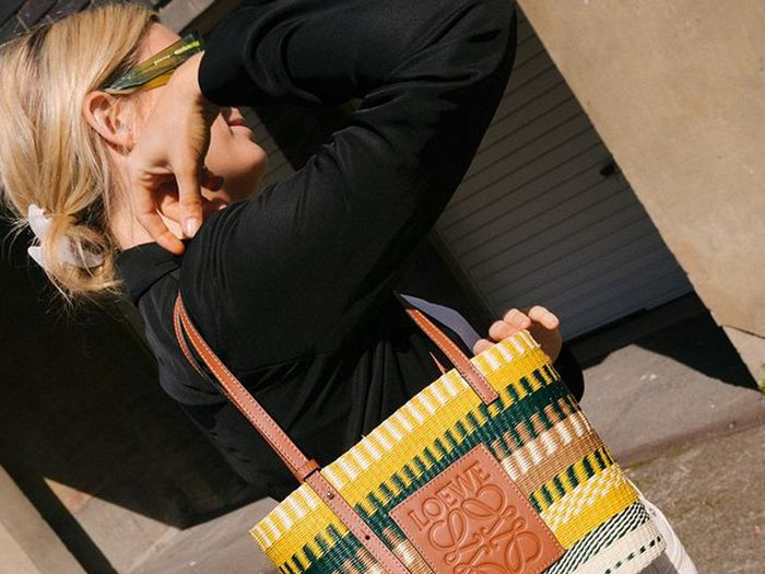 Make Way for the It Bag That'll Be Everywhere This Summer