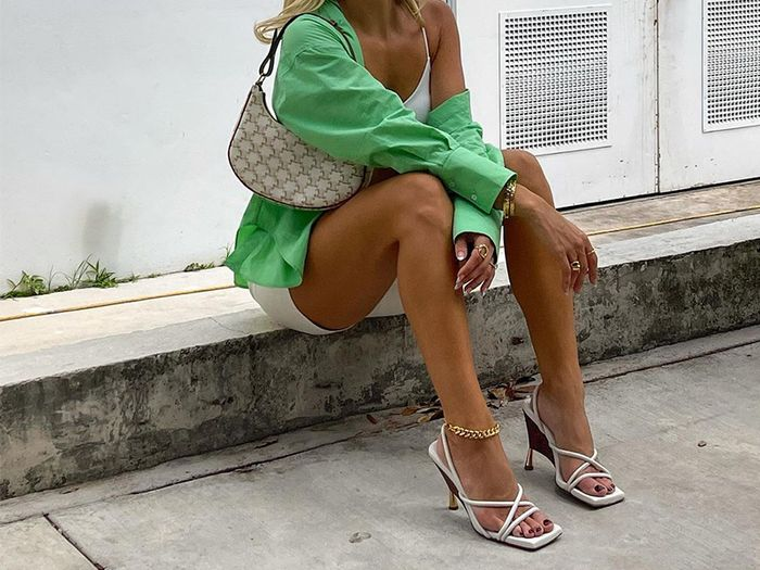 I Just Found the Chicest Slingback Sandals That Will Go With So Many Outfits