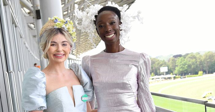 This Week's Ultra-Fabulous Ascot Outfits Are Exactly What I Needed