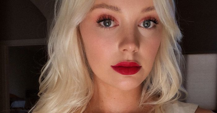I'm Red-Lip Shy, But Re-Creating Emily Alyn Lind's Cover Look Just Converted Me