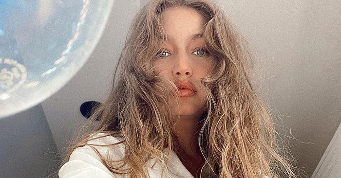 Gigi Hadid Twinned With Her Daughter in This Swimsuit Trend
