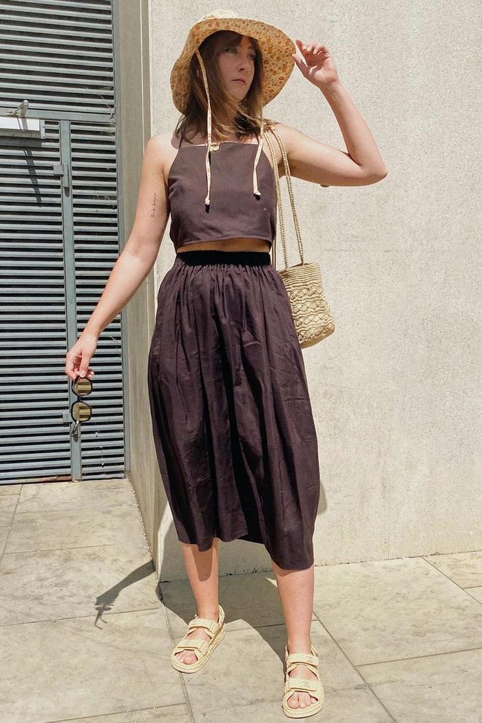 H&M summer linen shopping edit