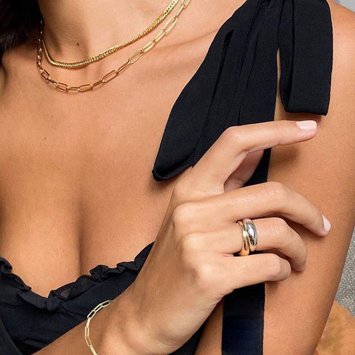 Under-$17 Necklaces, Bracelets, Rings, and Earrings to Shop
