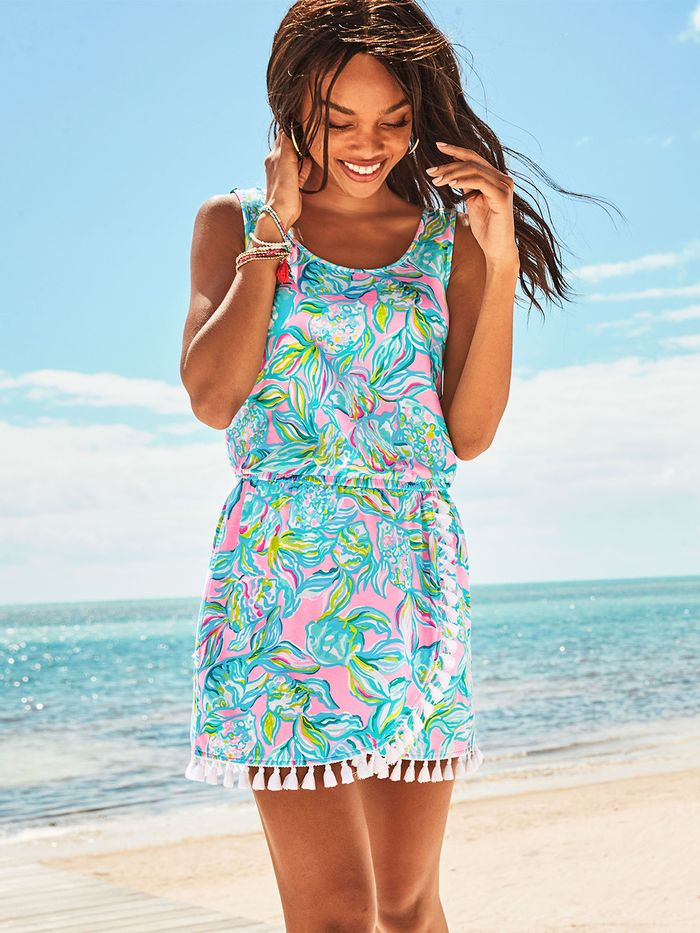 colorful dresses for summer