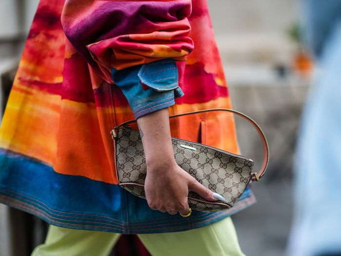 Y2K Fashion Trends Are Dominating the Streets of Paris—Yes, Really