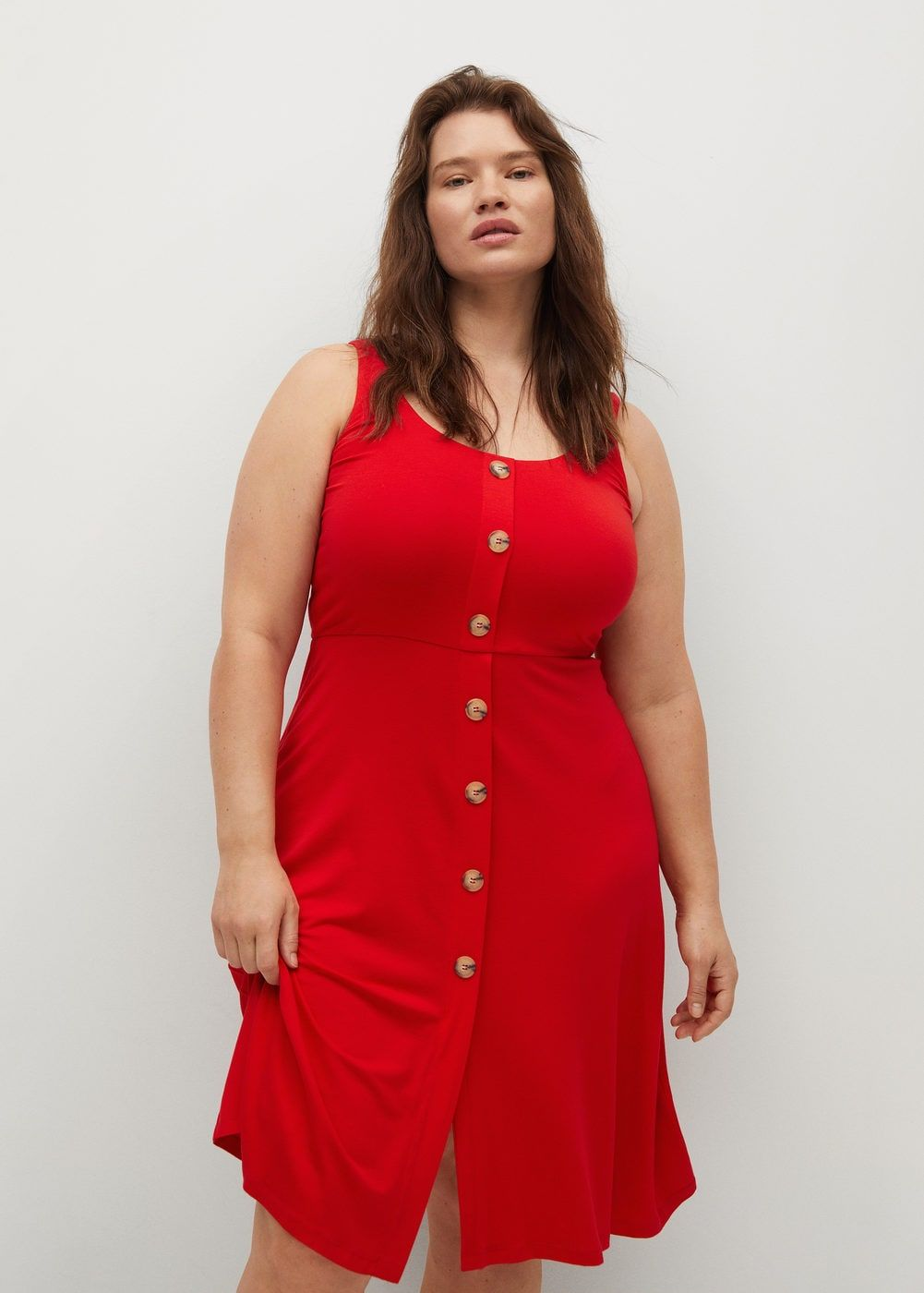 28 Casual Red Dresses Under $100 That I'm Obsessed With - casual red dresses 293971 1624940065894