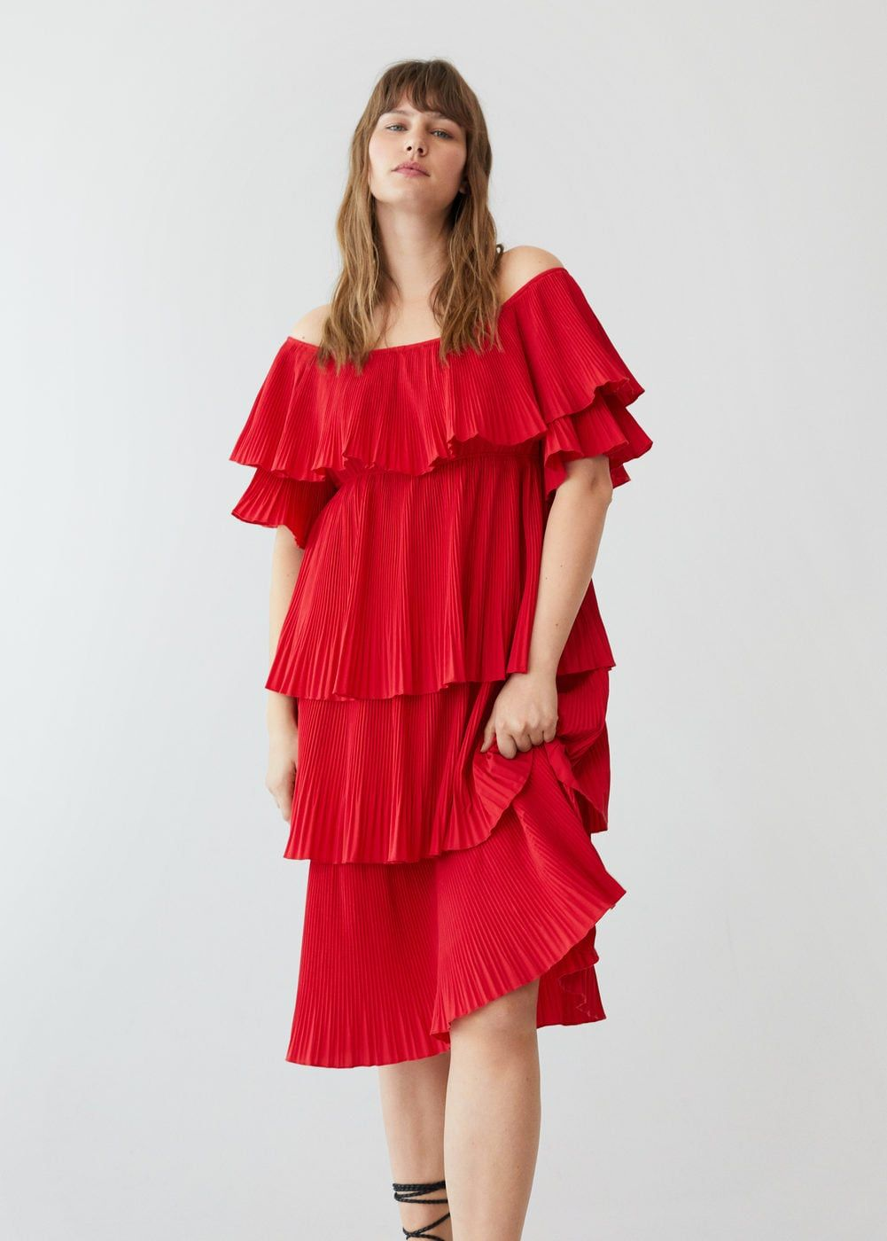 28 Casual Red Dresses Under $100 That I'm Obsessed With - casual red dresses 293971 1624940192486