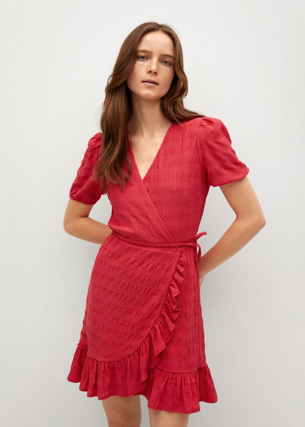 28 Casual Red Dresses Under $100 That I'm Obsessed With - casual red dresses 293971 1624940395421