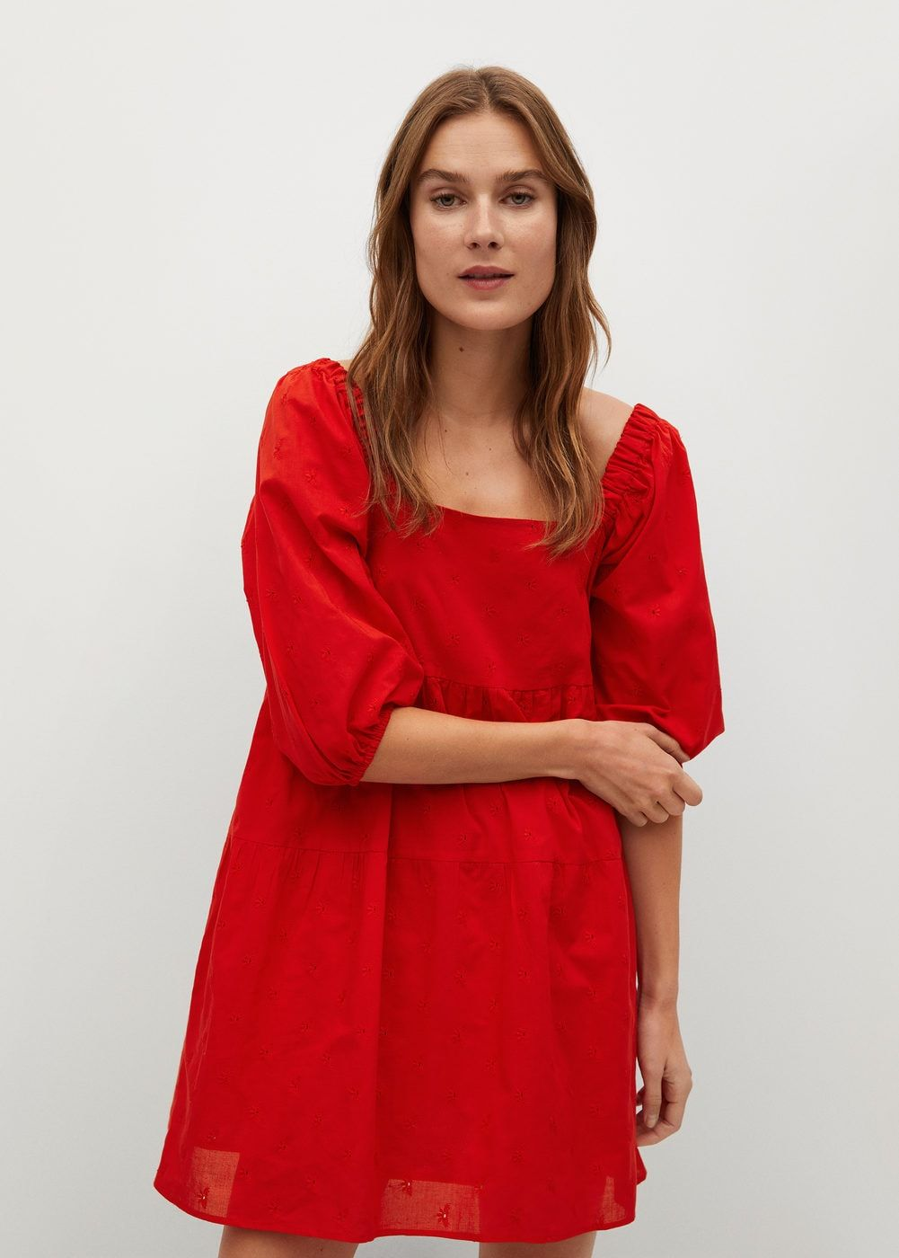 28 Casual Red Dresses Under $100 That I'm Obsessed With - casual red dresses 293971 1624940516094