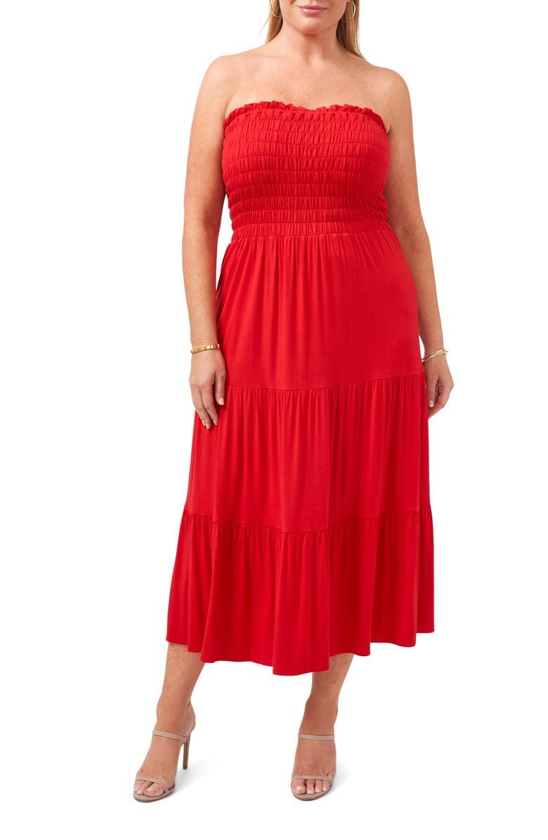 28 Casual Red Dresses Under $100 That I'm Obsessed With - casual red dresses 293971 1624940734395