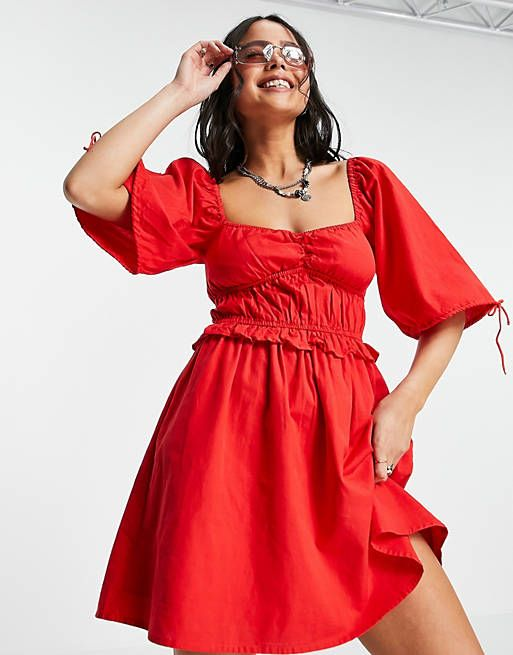 28 Casual Red Dresses Under $100 That I'm Obsessed With - casual red dresses 293971 1625102322938