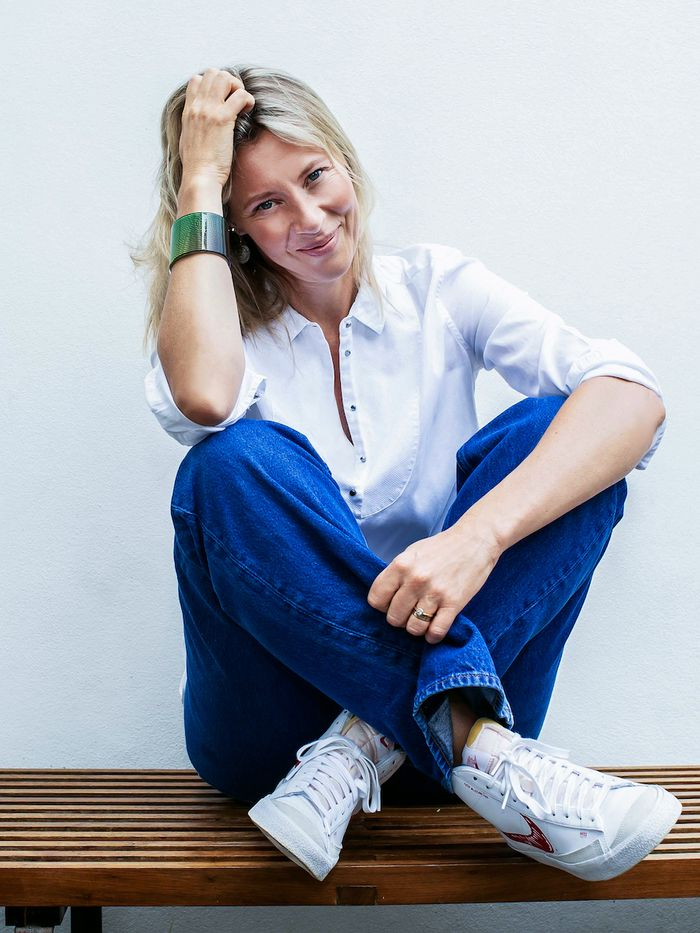 Menopausal Skincare Routine: Rebekah Brown MPowder founder