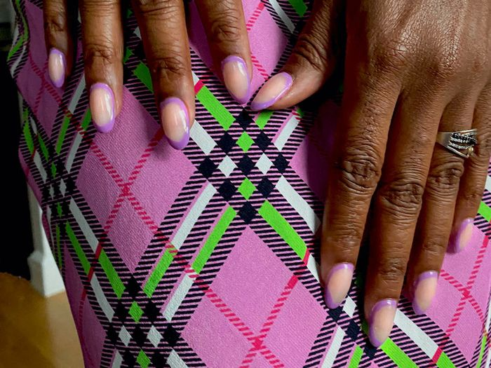 I DM'd My Favorite Fashion People to Ask About the It Nail Polish Shades