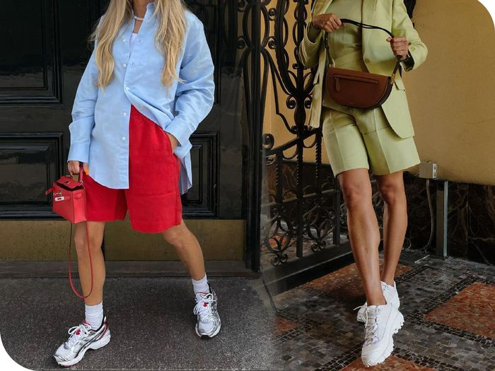 If You're Wearing These Shorts, I Know You're a Fashion Person
