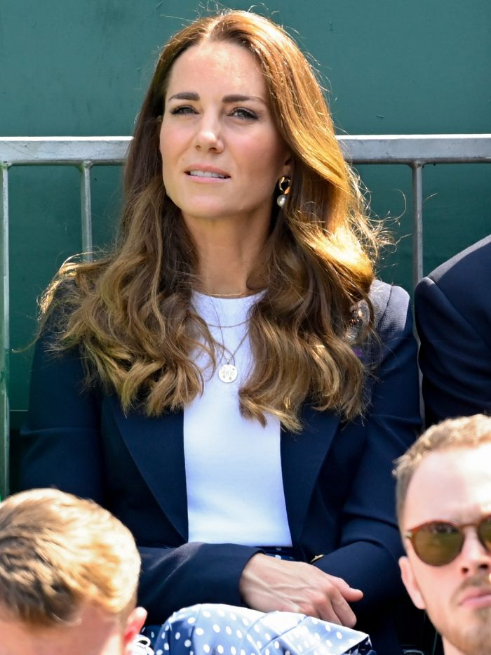 K-Mids Just Turned Up at Wimbledon Wearing the Most Unexpected Shoe Trend