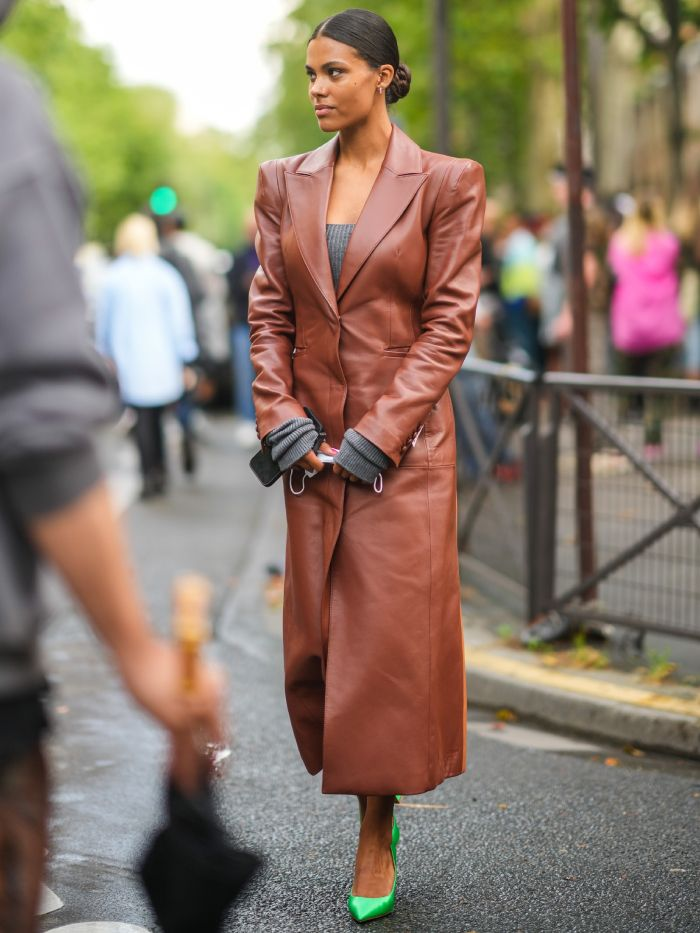 From Anna Wintour to Kendall Jenner: The Best Street Style at Paris Fashion Week