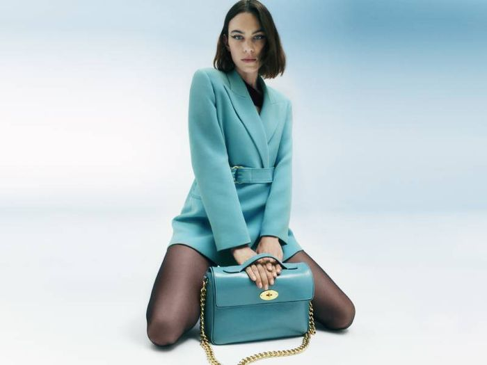 Alexa Chung Just Collaborated with Mulberry and It's Everything We Ever Wanted