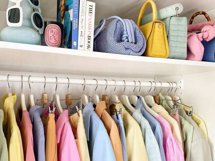 closet cleaning mistakes to avoid when organizing