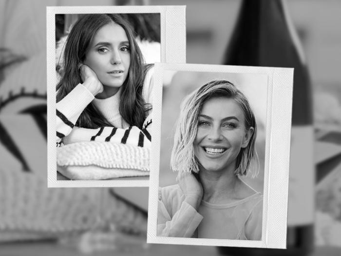 Second Life Podcast: Julianne Hough and Nina Dobrev