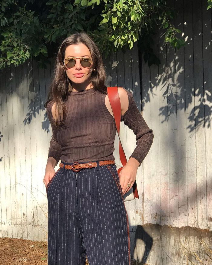 Outdated fall fashion items