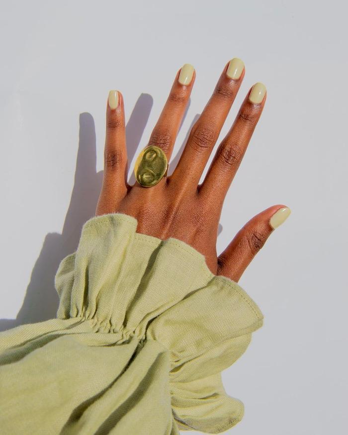 Cute Nail Colors: Citrus