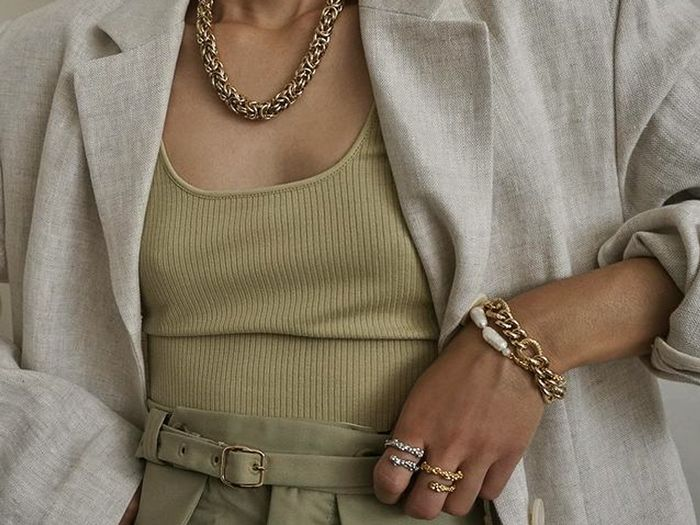 The Long-Forgotten Jewellery Trend Fashion People Have Just Rediscovered
