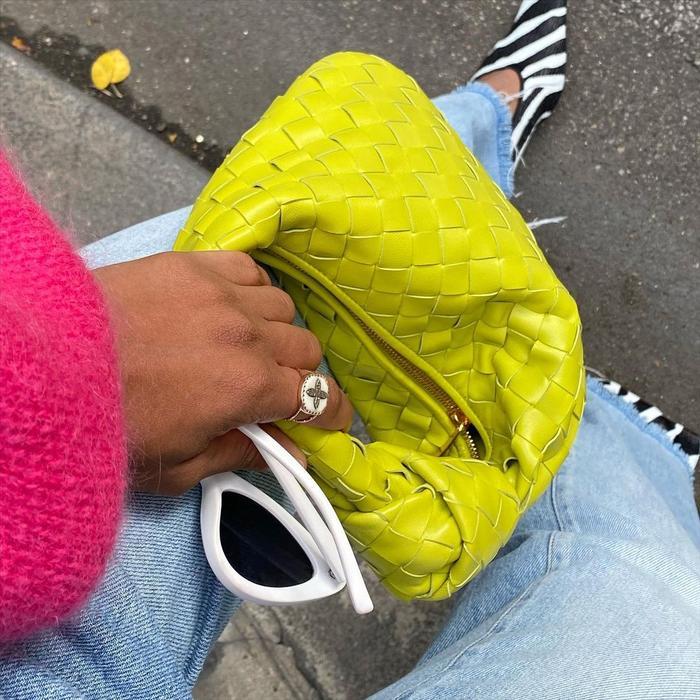 Lyst Hottest Products Index: Bottega Veneta Jodie Bag