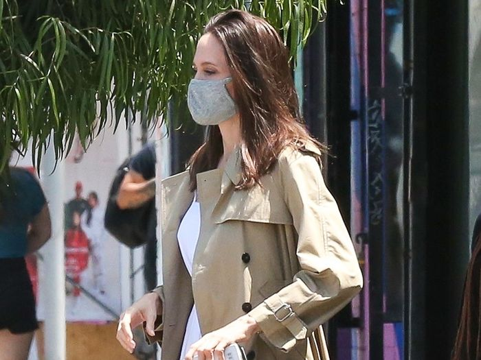Angelina Jolie Has Been Wearing These Simple Shoes Everywhere This Summer