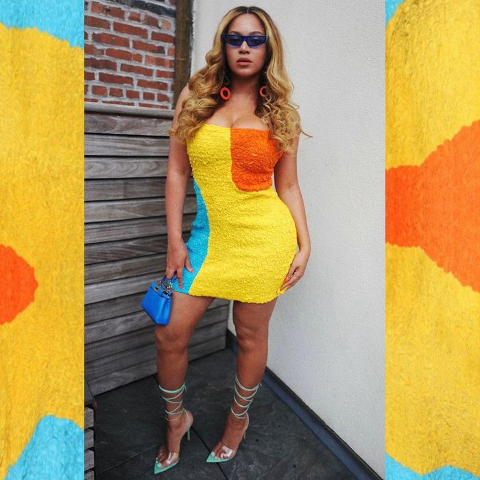 Beyonce color trend
