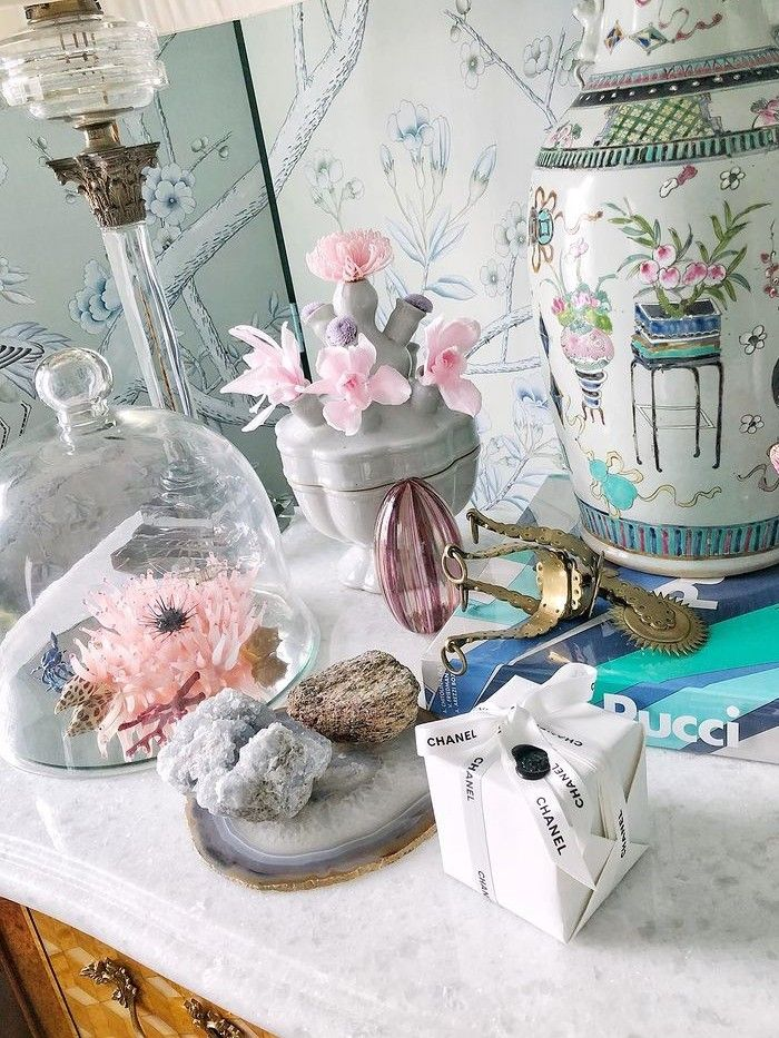 Affordable Home Decor Trends That Make You Look Rich: cloches