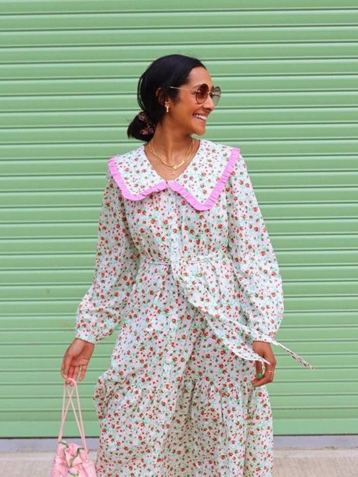 Dress Trends That Are Going to Last into 2022: Chintzy prints