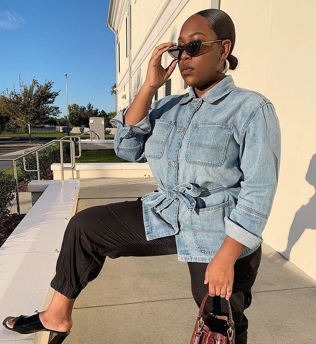 Denim Outfits: @aniyahmorinia