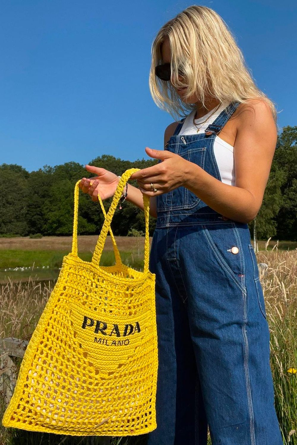 This Summer Bag Is the Most Sought-After Item Right Now