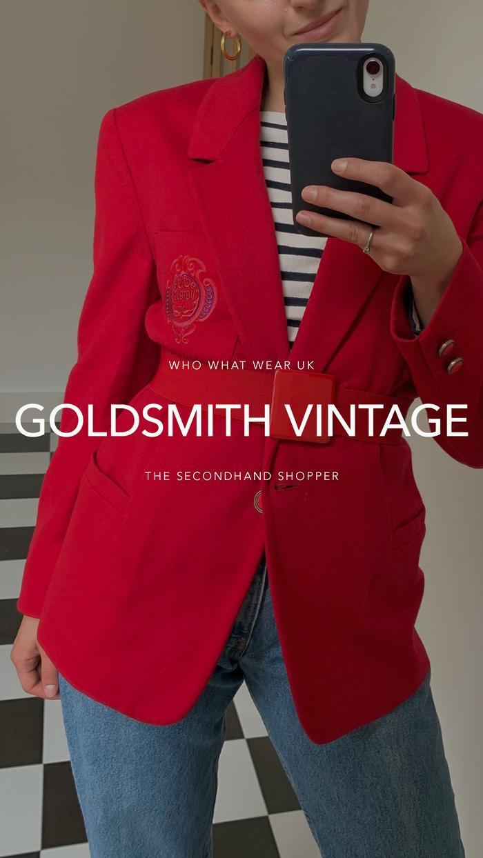 The Secondhand Shopper: Goldsmith Vintage