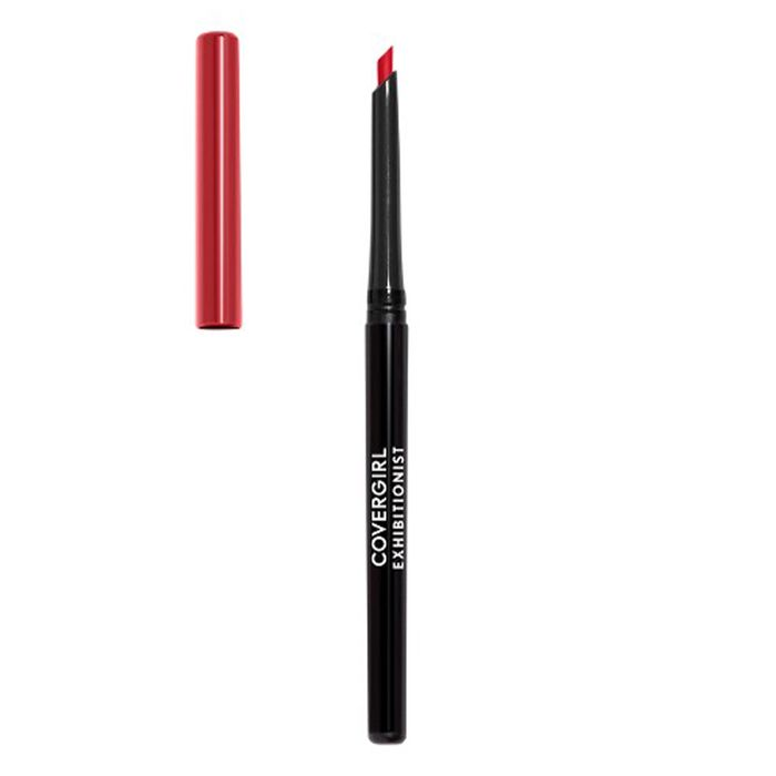 Covergirl Exhibitionist Lip Liner in Cherry Red