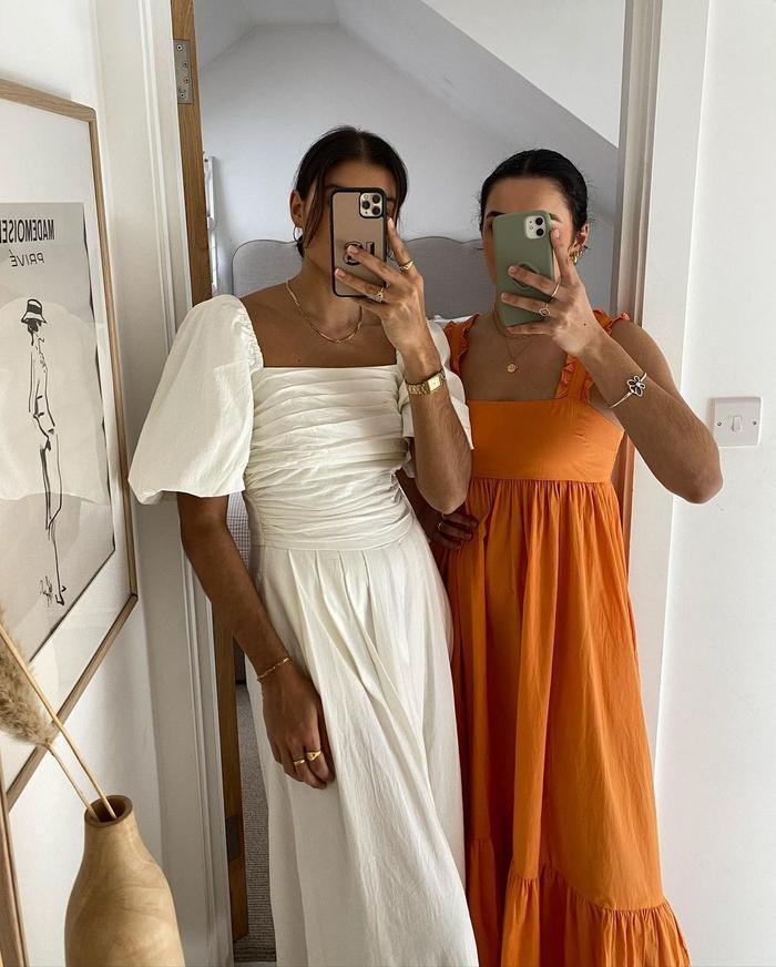 Summer dresses: Free People