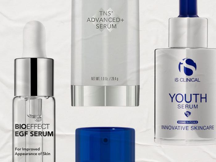 This Growth Factor Serum Saved My Damaged 40-Year-Old Skin