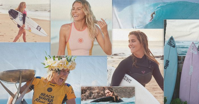 Sustainable Fashion and Surfing Intertwine for These Olympic Athletes