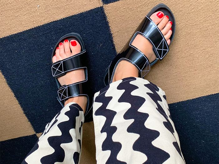 2020's Coolest Sandal Drop Is Back, and I Road-Tested the Best Styles