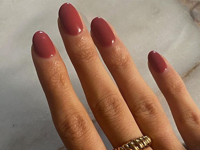 Without a Doubt, These 13 Autumn Nail Colours Always Look Classy