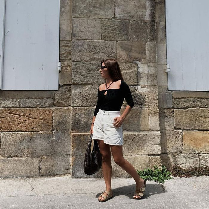 Black and White Outfit @mcristinastyling