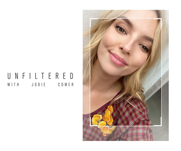 Unfiltered with Jodie Comer