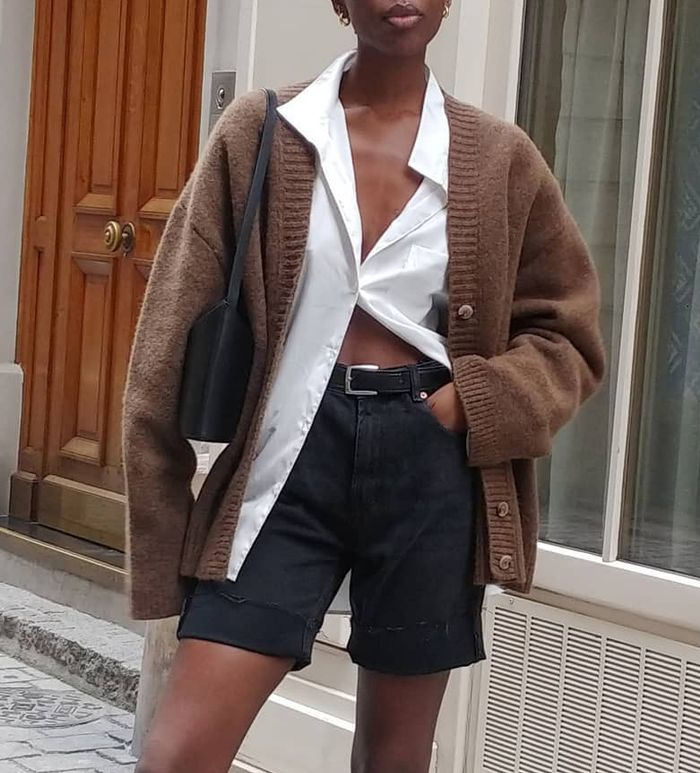 The best trend-forward basics: cardigans