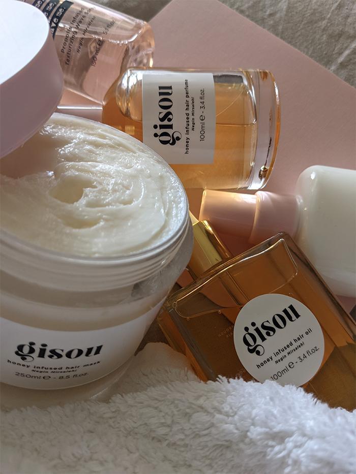 Gisou review: Gisou hair products
